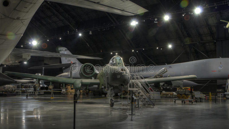 Download Planes At The USAF Museum, Dayton, Ohio Editorial Photo - Image: 36474236