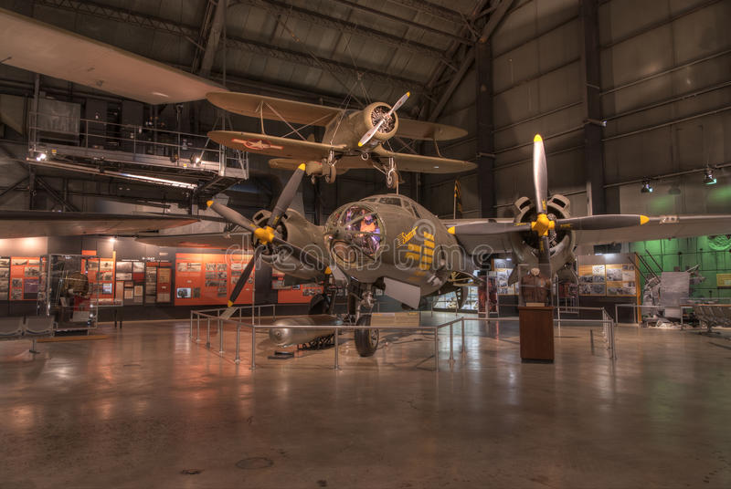 Download Planes At The USAF Museum, Dayton, Ohio Editorial Photo - Image: 36474276