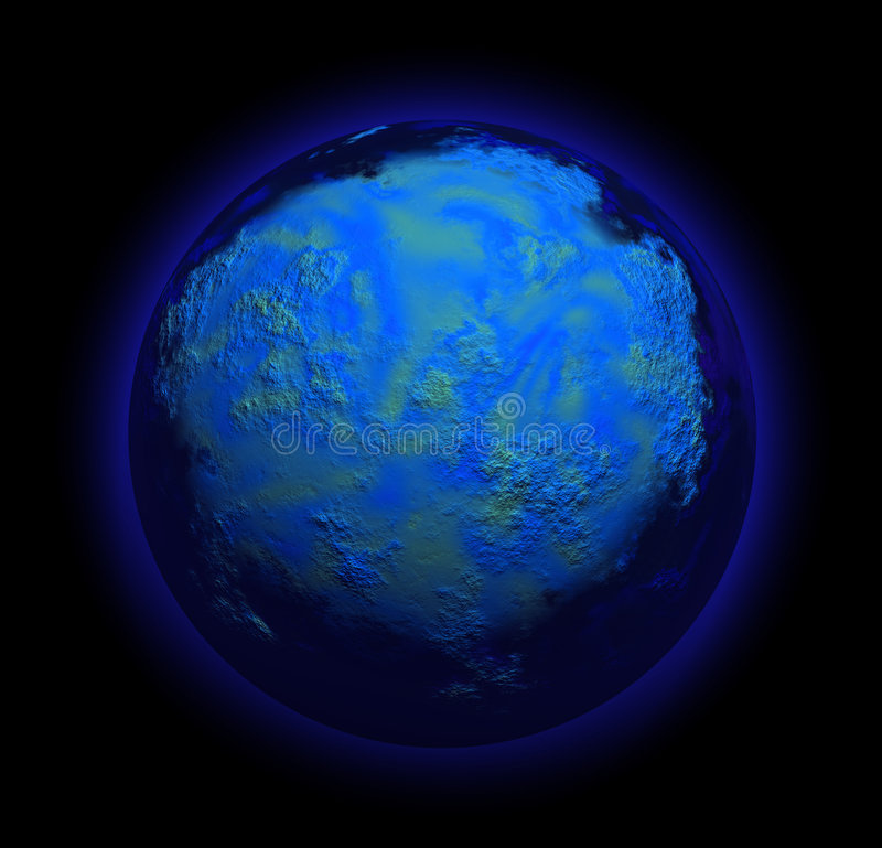 Planet Royalty Free Stock Image