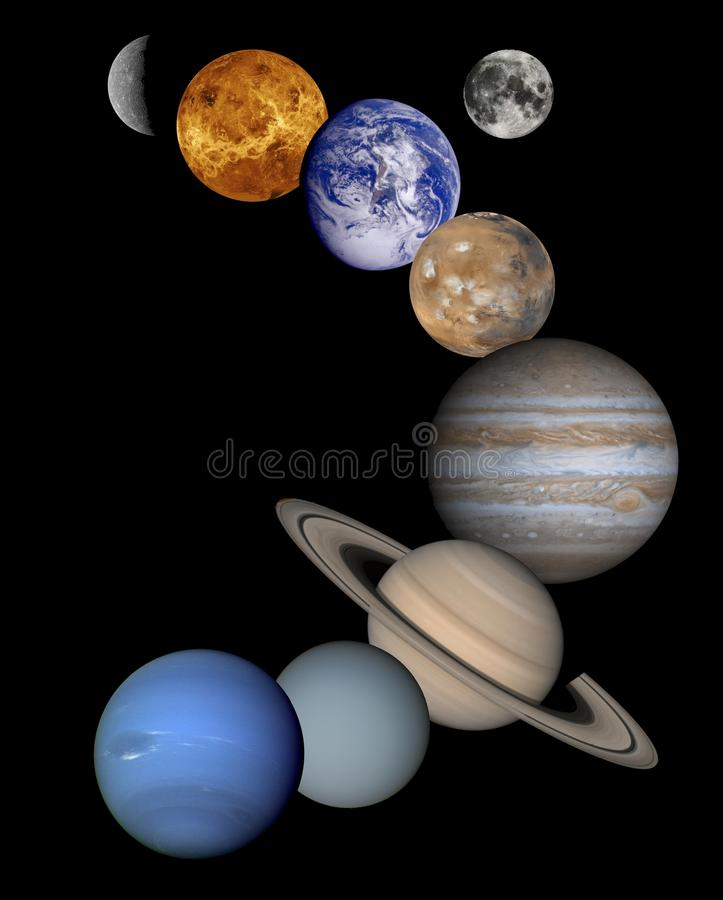 Planet, Astronomical Object, Sphere, Atmosphere stock photos