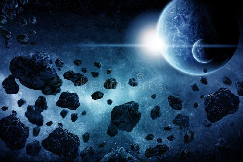 Download Planet Eart Apocalypse Illustration Stock Illustration - Image: 22864737