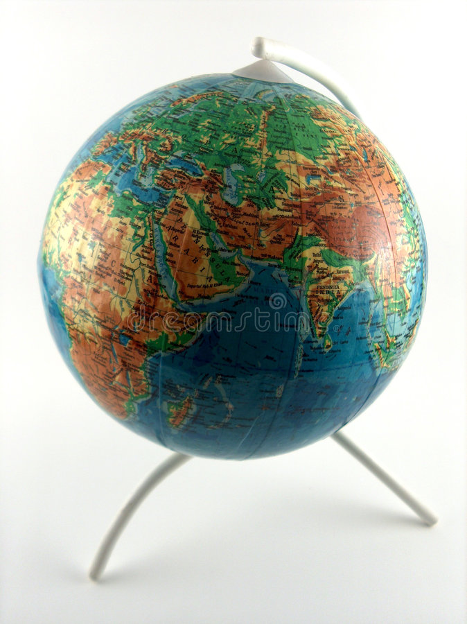 Download Planet earth stock photo. Image of background, hemisphere - 120144
