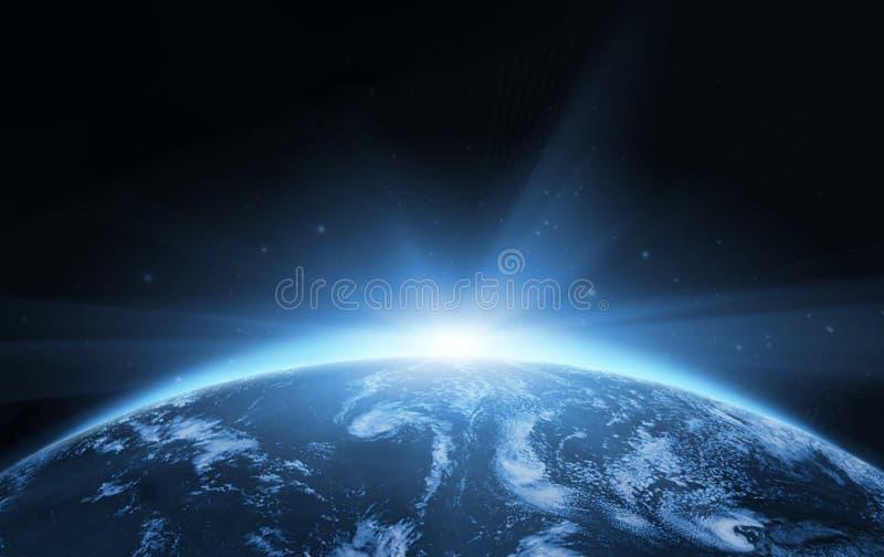 Download Planet earth stock illustration. Illustration of fantasy - 17182310