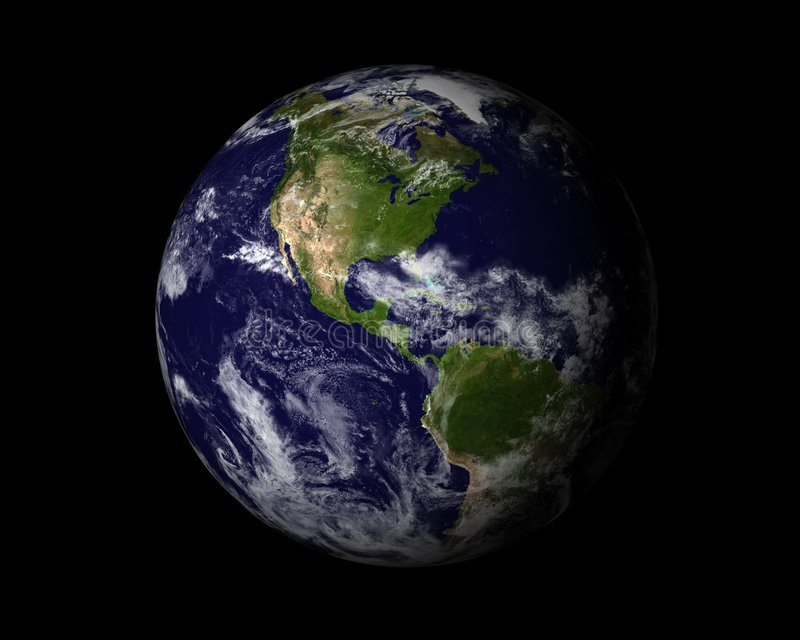 Planet Earth Stock Image Image Of Environment America 2368015