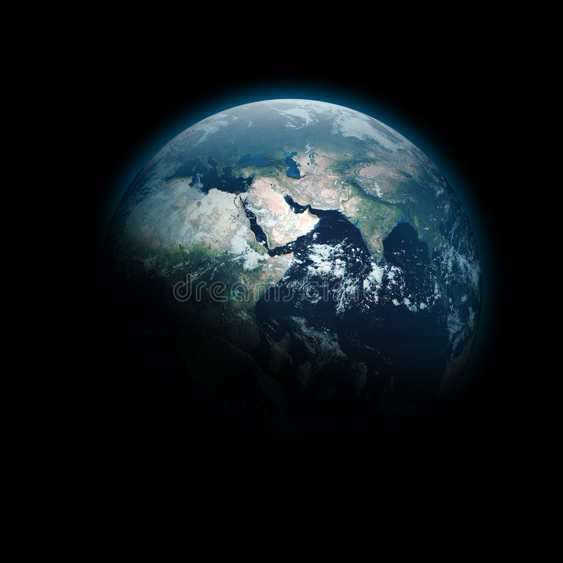 Free Planet Earth Royalty Free Stock Image - 7658606