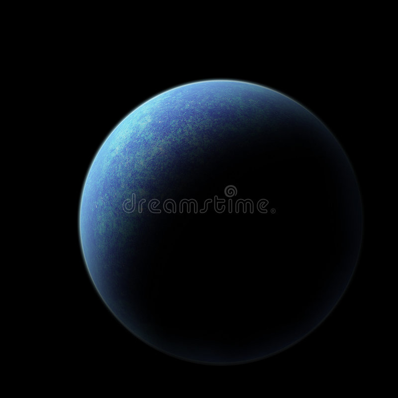 Planet Earth stock illustration