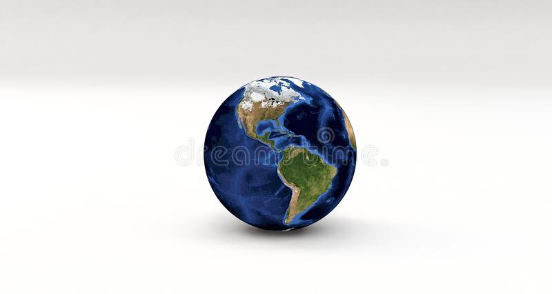 Planet, Earth, Globe, World royalty free stock photos
