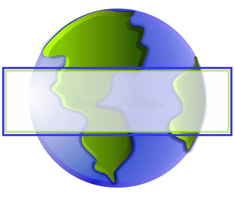 Download Planet Earth Web Page Logo stock illustration. Illustration of colorful - 3234425