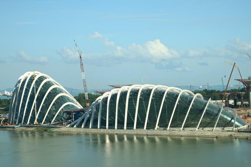 Planet Marina,Singapore. royalty free stock photo