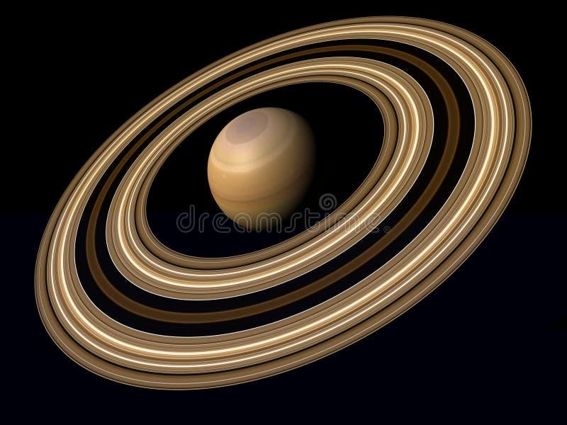 Download Planet saturn stock illustration. Illustration of object - 27169467