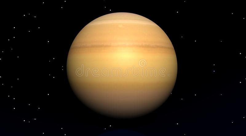 Download Planet in univers stock illustration. Image of planets - 10637004