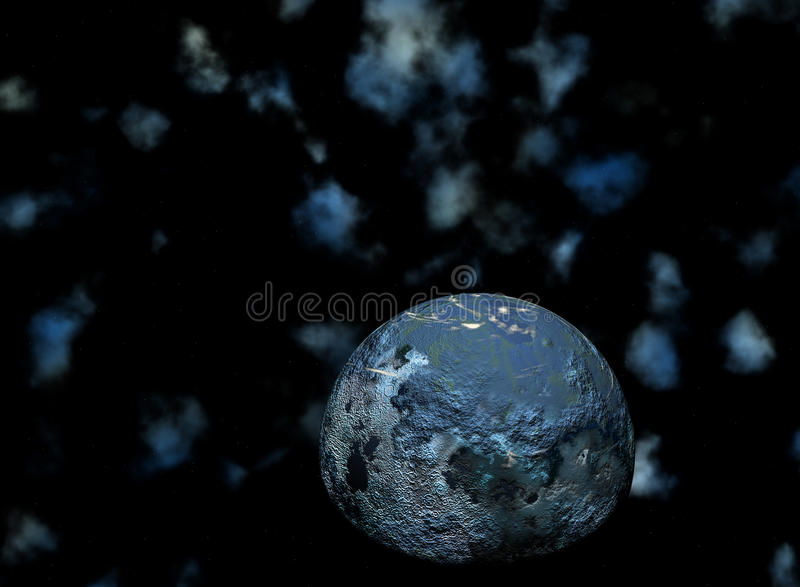 Download Planet venus stock illustration. Illustration of science - 37175230