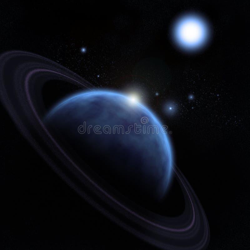Planeta 1 stock de ilustración