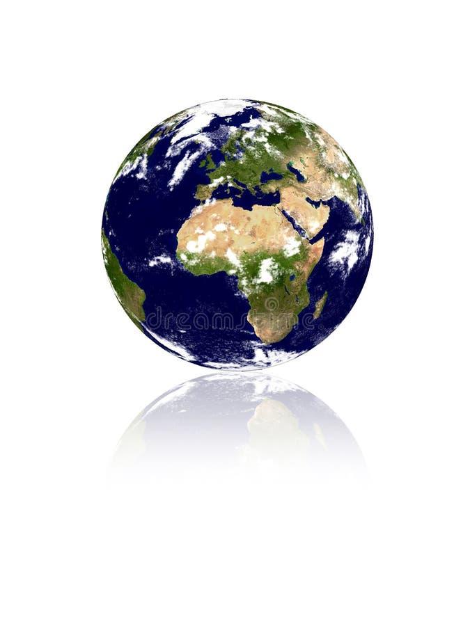 Planeta da terra ilustração stock