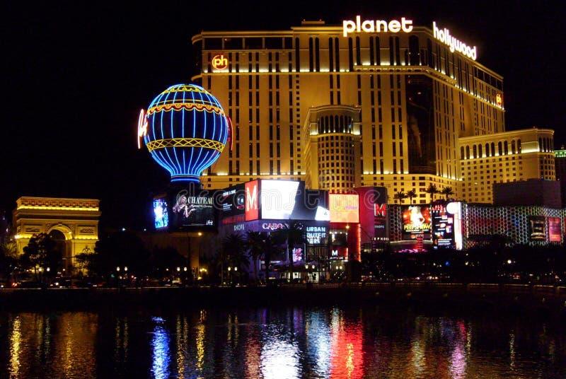 Planeta Hollywood Las Vegas fotos de archivo
