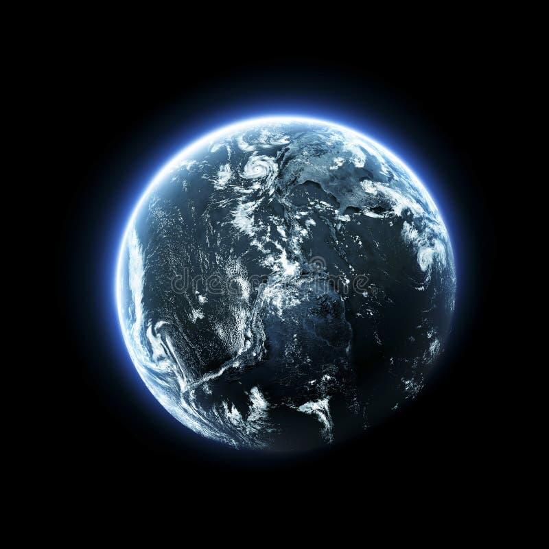 Download Planeta i galaxy ilustracji. Ilustracja złożonej z ilustracje - 53779209