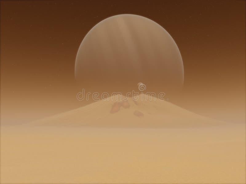 Planeta no espaço Arte colorida Sistema da estrela Cor do inclinação papel de parede do espaço Elementos desta imagem fornecidos  fotografia de stock