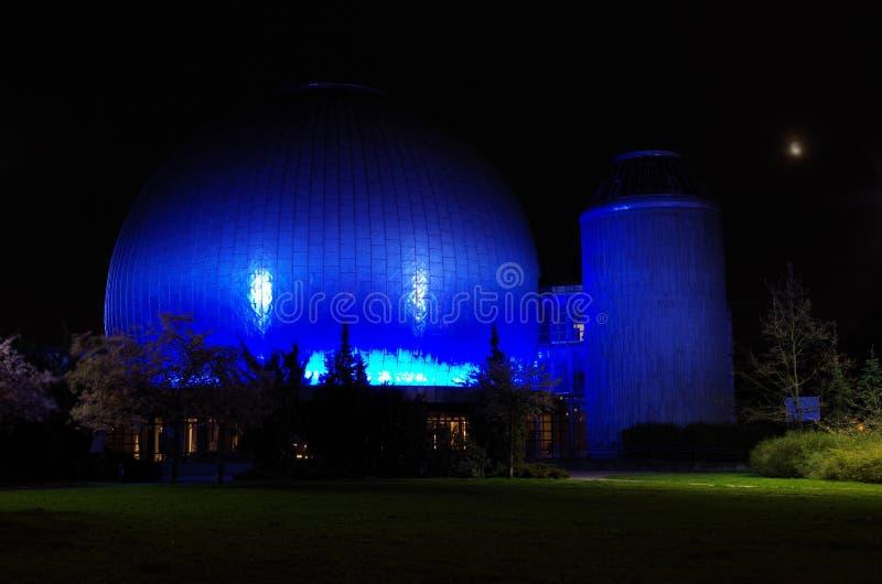 Planetario de Zeiss en Berlín fotos de archivo libres de regalías
