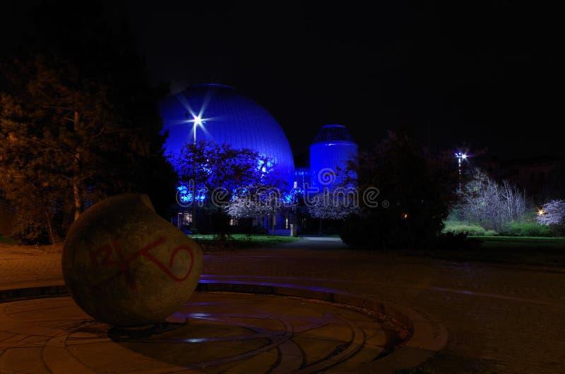 Planetario de Zeiss en Berlín imágenes de archivo libres de regalías