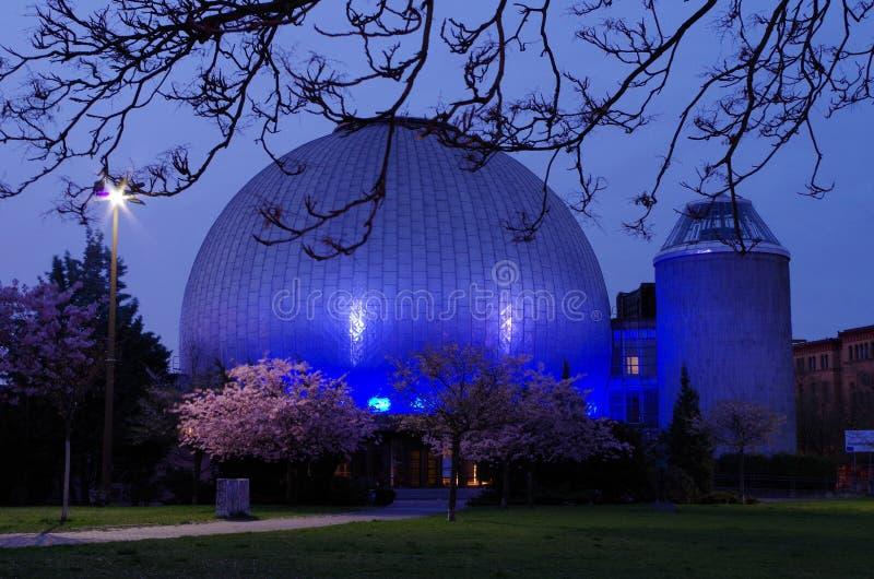 Planetario de Zeiss en Berlín fotografía de archivo libre de regalías