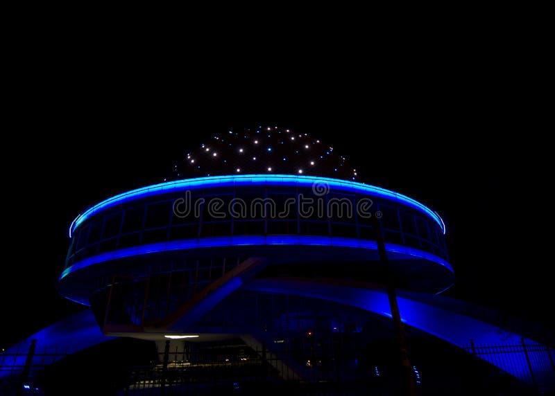 Planetario Galileo Galilei a Palermo, Buenos Aires, Argentina immagini stock libere da diritti
