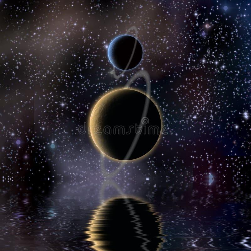 planetarium vektor abbildung