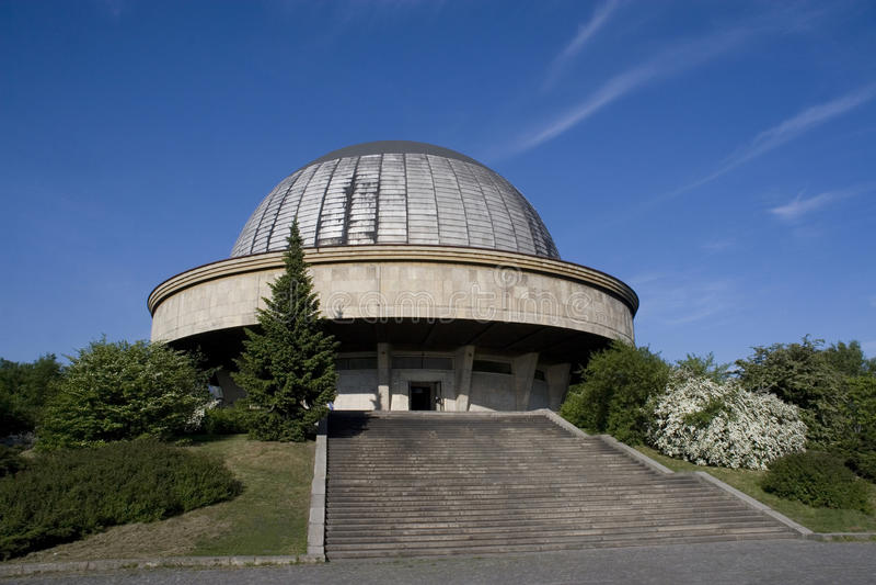 Planetarium lizenzfreie stockbilder