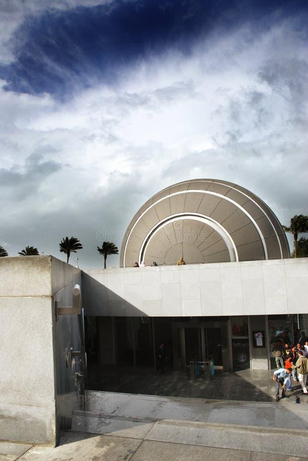 Planetarium lizenzfreies stockfoto
