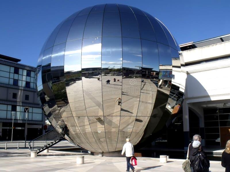 Planetarium in Bristol lizenzfreies stockbild