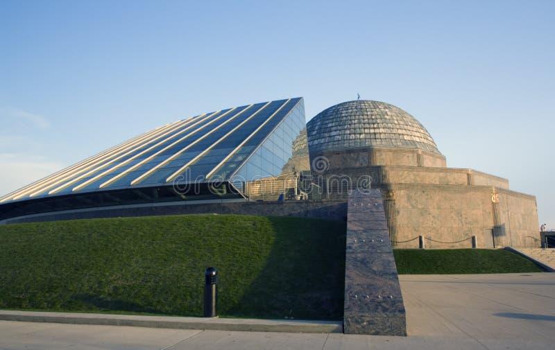 Planetarium de Adler fotos de stock royalty free