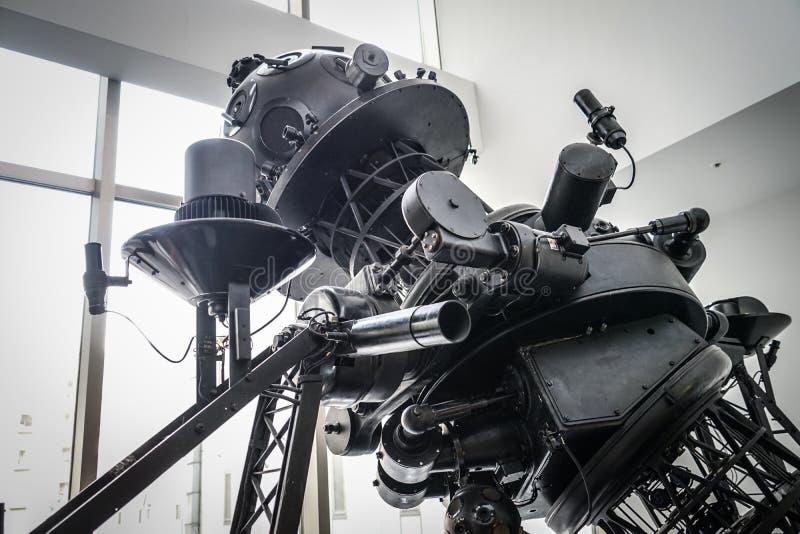 Planetarium des Bildes stockfoto