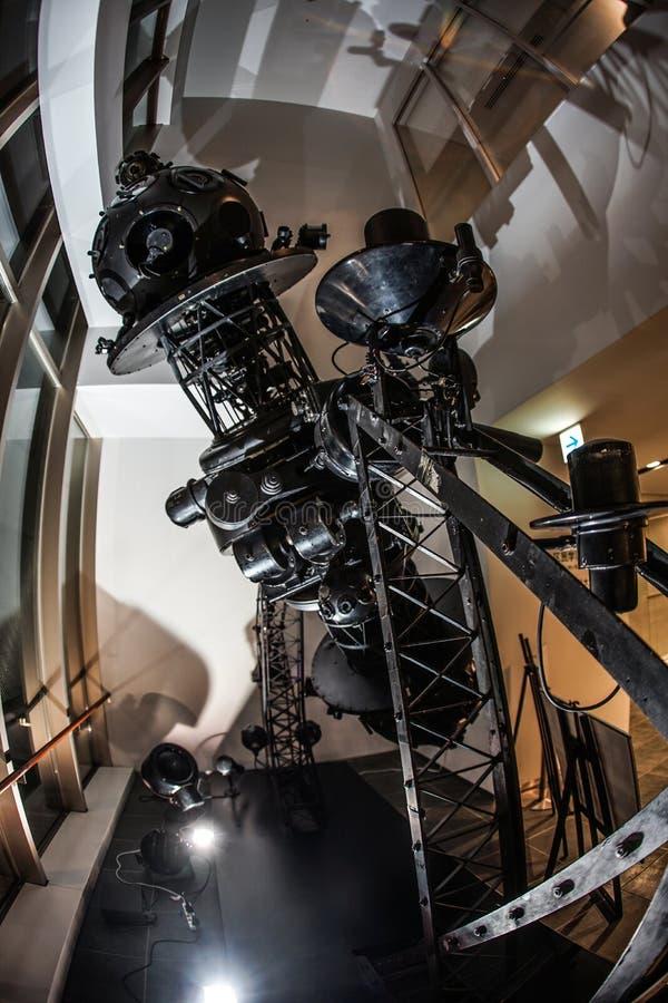 Planetarium des Bildes lizenzfreie stockbilder