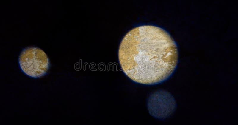 Planetarium Moon Earth Saturnus Artistic stock photography