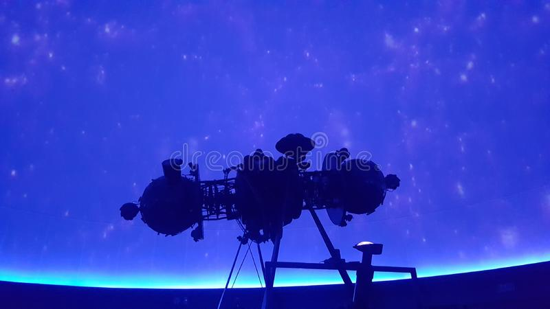 Planetarium Projector Stock Images - Download 67 Royalty