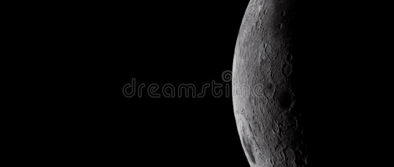 Planeten en melkweg, kosmos, fysieke kosmologie royalty-vrije stock fotografie