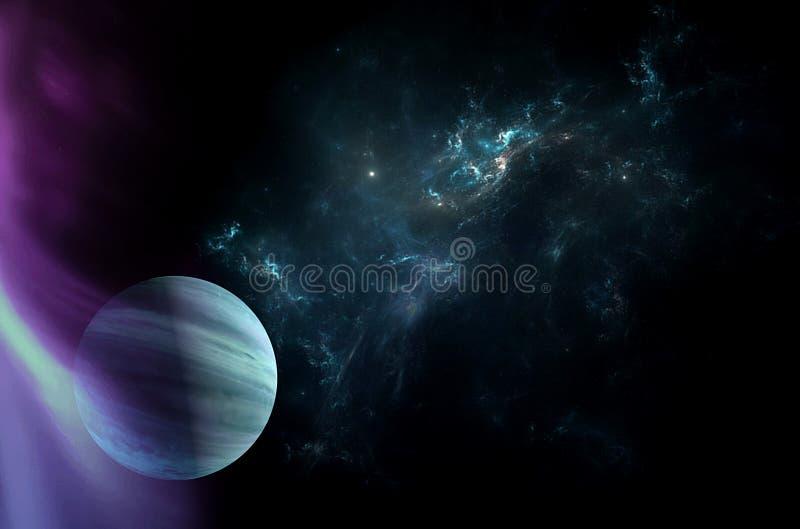 Planeter, galax, universum, himmel f?r stj?rnklar natt, galax f?r mj?lkaktig v?g med stj?rnor och utrymmedamm i universumet, l?ng royaltyfri bild