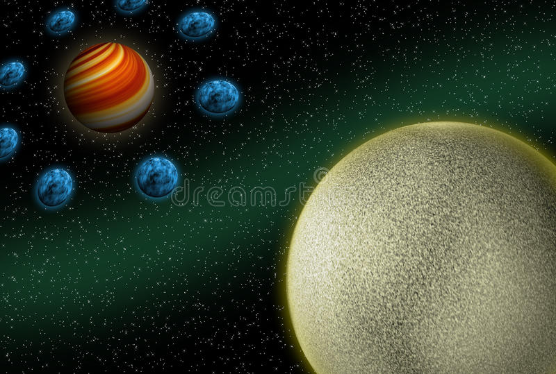 Download Planets Stock Images - Image: 10454194