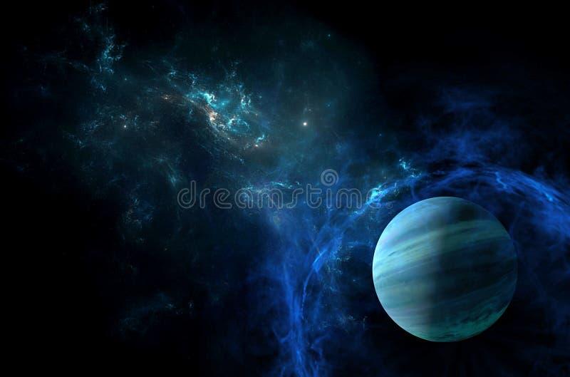 Planety, galaxy, wszech?wiat, Gwia?dzisty nocne niebo, drogi mlecznej galaxy z gwiazdami i astronautyczny py? w wszech?wiacie, D? obraz royalty free