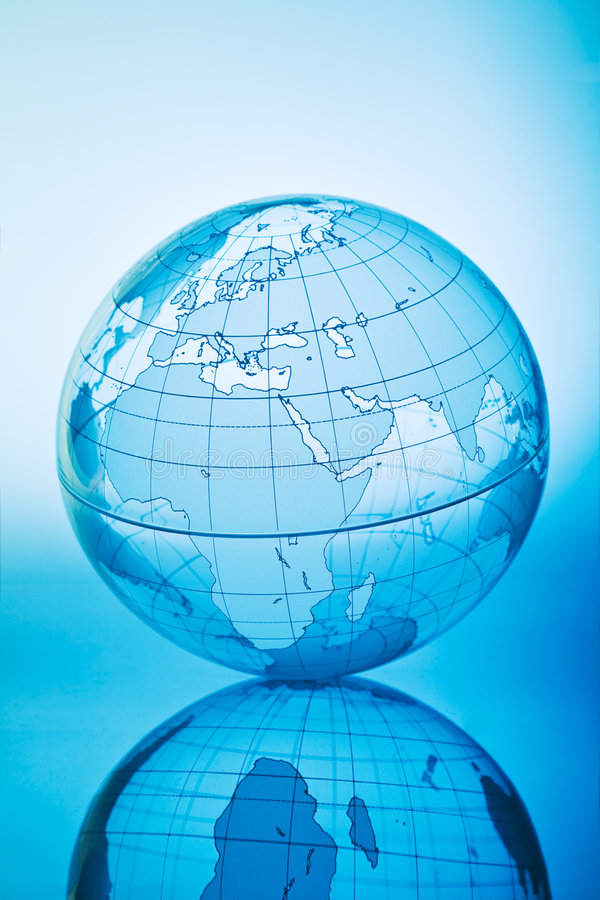 planety ziemi royalty ilustracja