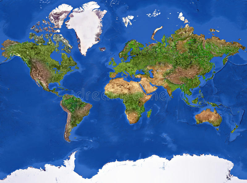 planety ziemska tekstura ilustracja wektor