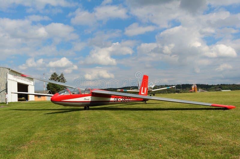 Download Planeur L-13 Blanik photo stock éditorial. Image du tchèque - 76080733