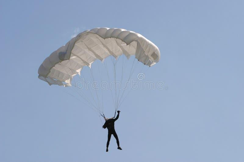 Planeur sur le ciel photos stock