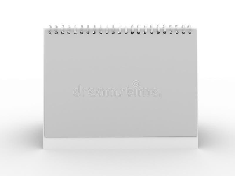Planificador diario fotografía de archivo libre de regalías