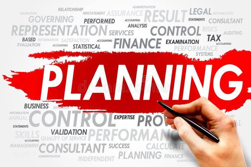 planification image libre de droits