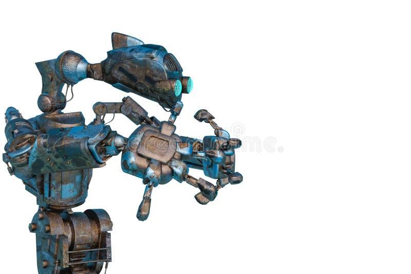 Planification robotisée des travailleurs