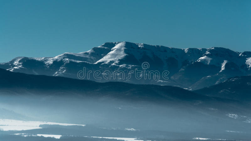 Planina de Stara imagem de stock royalty free
