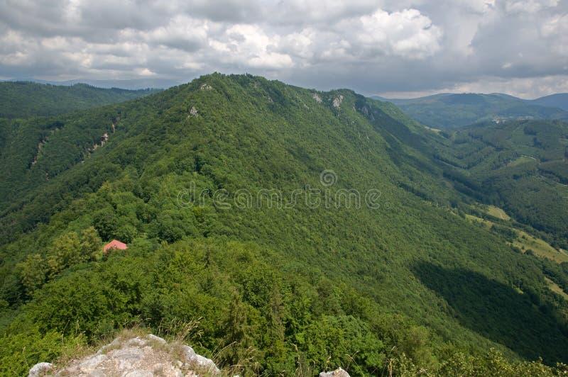 Planina Muranska, Словакия стоковые фото