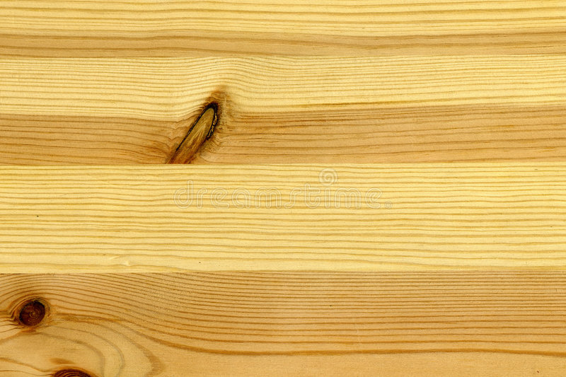A plank of pine wood royalty free stock photo