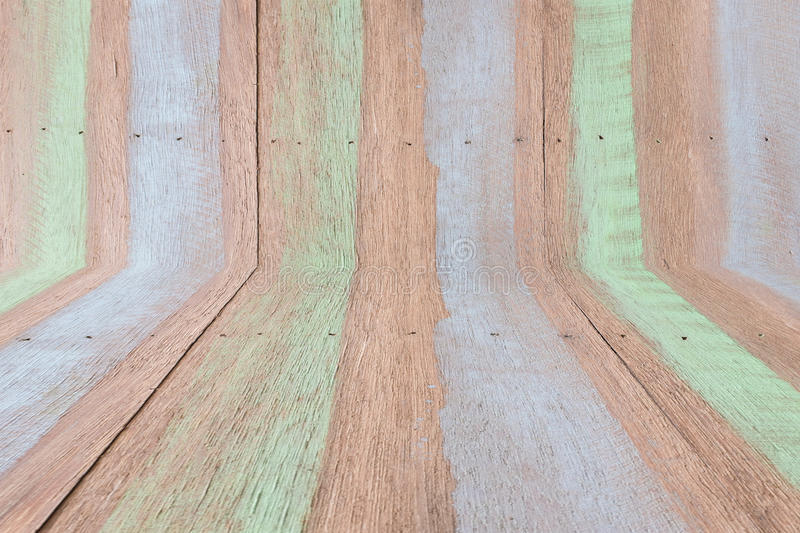 Plank wood with soft tone : Suitable for montage or display your product. royalty free stock image