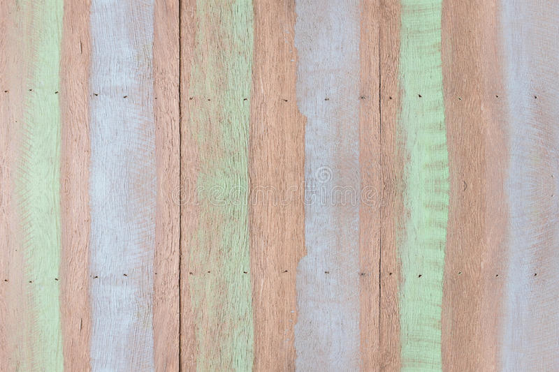 Plank wood with soft tone for texture and background. stock photography